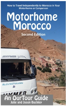 Motorhome Morocco Cover