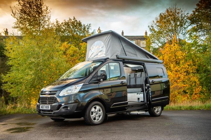Wellhouse Leisure Announces Revised Ford Campervan Range