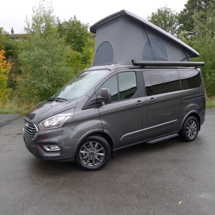 Wellhouse Leisure Ford Custom Trento