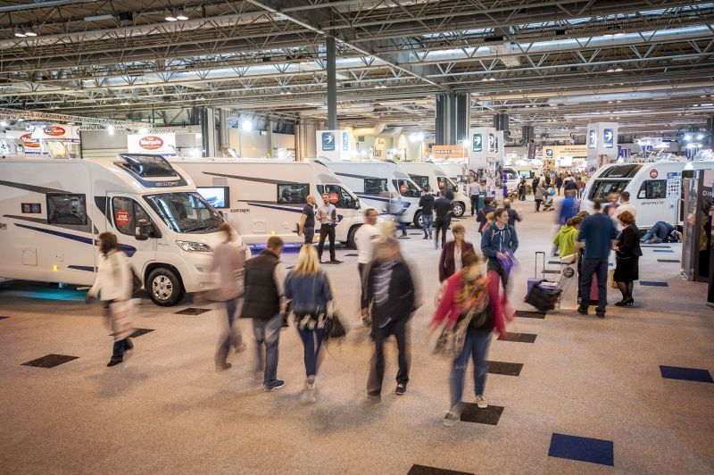 motorhome and Caravan Show October 2018