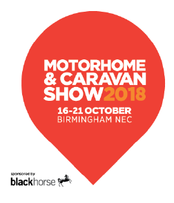 Motorhome and Caravan Show 2018