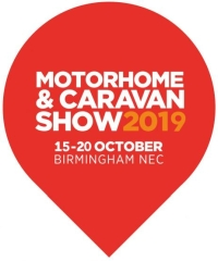 The Motorhome and Caravan Show is set to showcase the UK's biggest